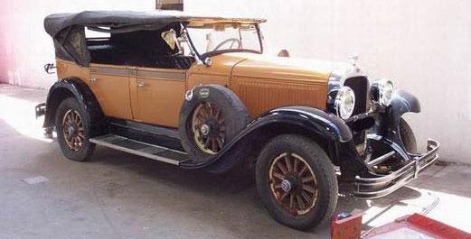 Car Oakland Doble Phaeton