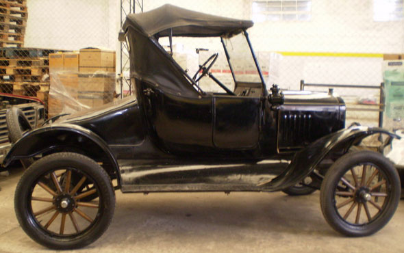 Car Ford T Coup�