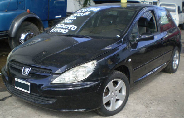 Car Peugeot 307 XSI