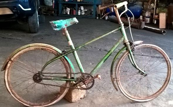 Bicicleta Bicicleta Rodado 22