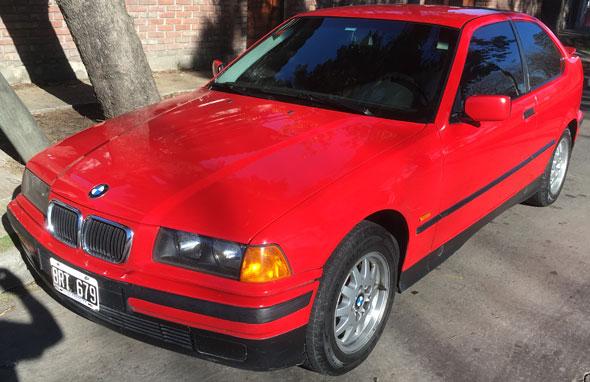 Auto BMW 1998