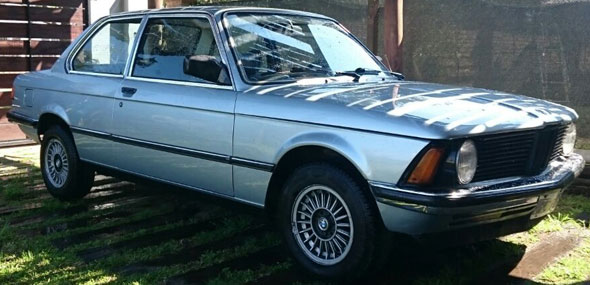Auto BMW E21 316