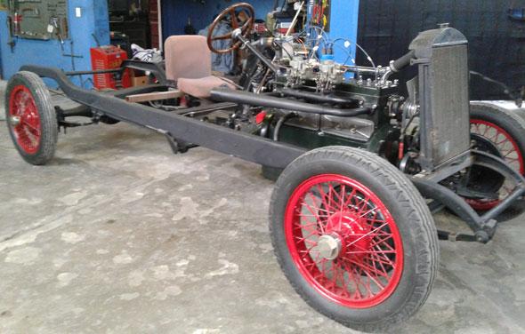 Car Reo 1927