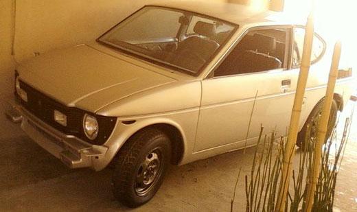 Car Suzuki SC Cervo