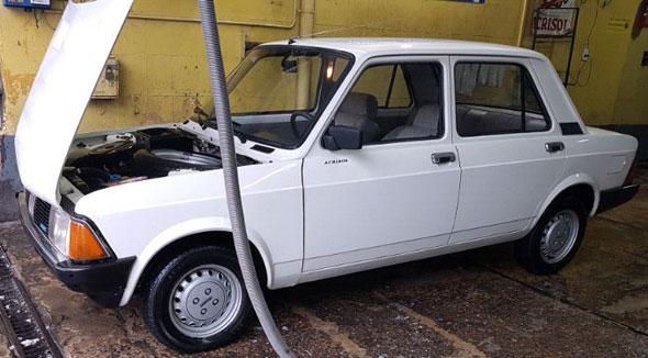 Car Fiat Super Europa