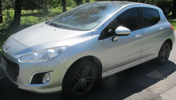 Auto Peugeot 308 Sport