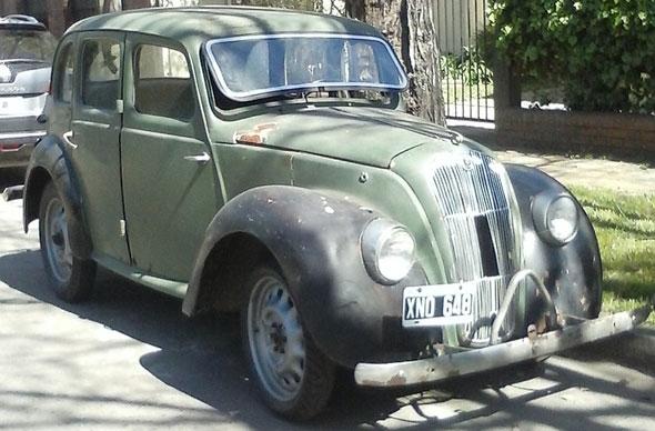 Auto Morris 8