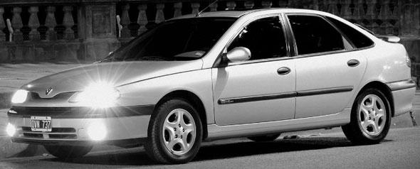 Auto Renault Laguna