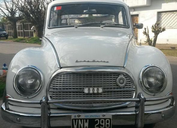 Car Autounion 1965