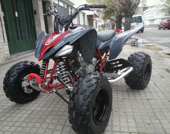 Car Yamaha Raptor