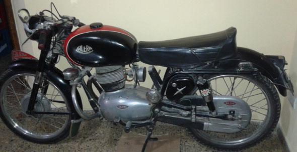 Moto Gilera 1962