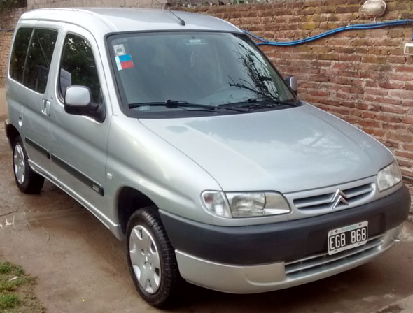 Auto Citroen Berlingo Multispace