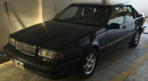 Auto Volvo 850 GLE 1995