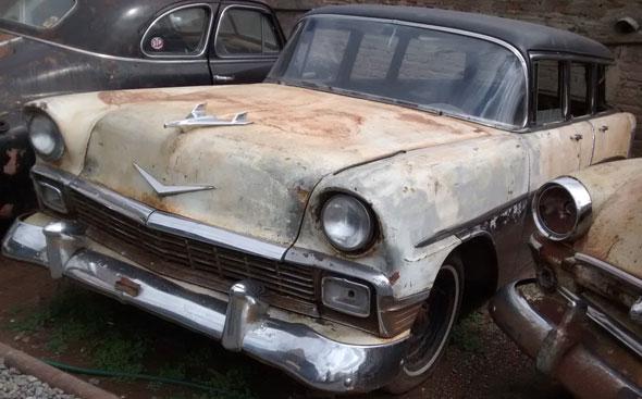 Auto Chevrolet 1956