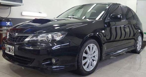 Auto Subaru Impreza WRX