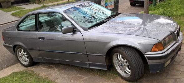 Auto BMW 325 IS 1993