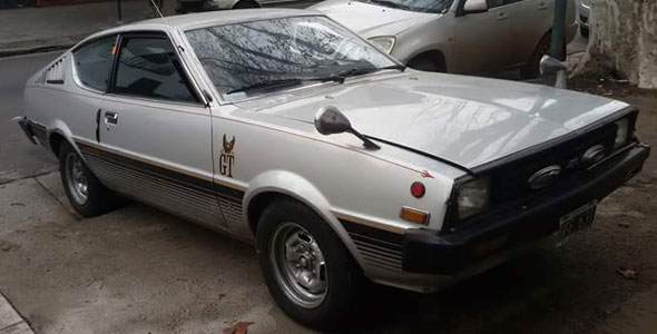 Car Mitsubishi Celeste GT