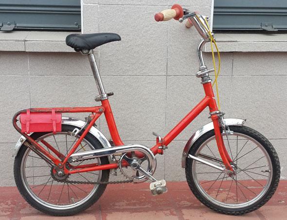 Bicicleta Bicicleta Aurorita