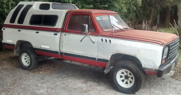 Car Dodge Ram