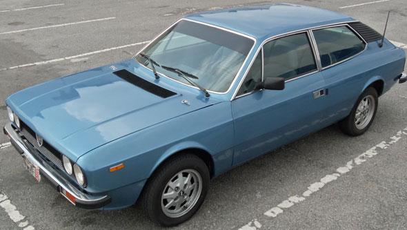 Auto Lancia Beta HP 2000