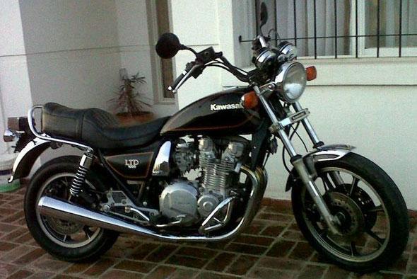 Kawasaki LTD1000 1981 Motorcycle