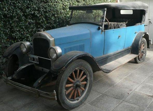 Car Rugby 1927