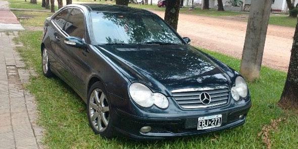 Auto Mercedes Benz C200 Sportcoupé