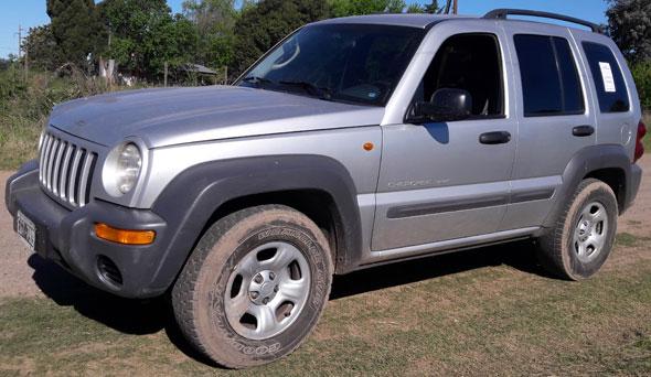 Car Jeep 2003