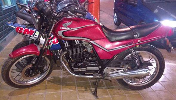 Car Honda CBX
