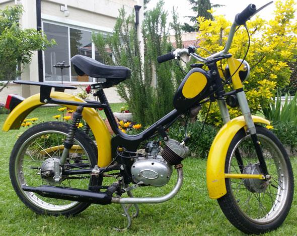 Motorcycle Zanella Bambina 1976