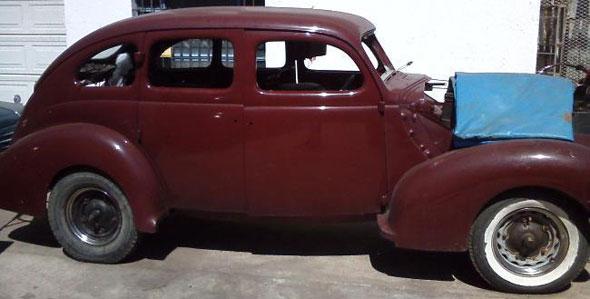 Car Ford 1939