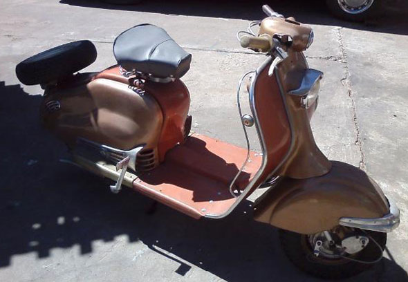 Moto Lambretta Innocenti