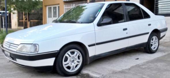 Car Peugeot 405 GLD Diesel 1995