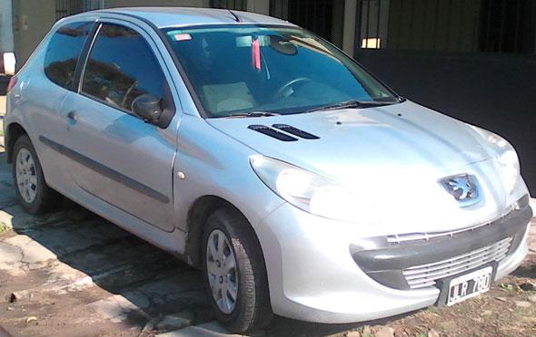 Auto Peugeot 207 XR Compaq