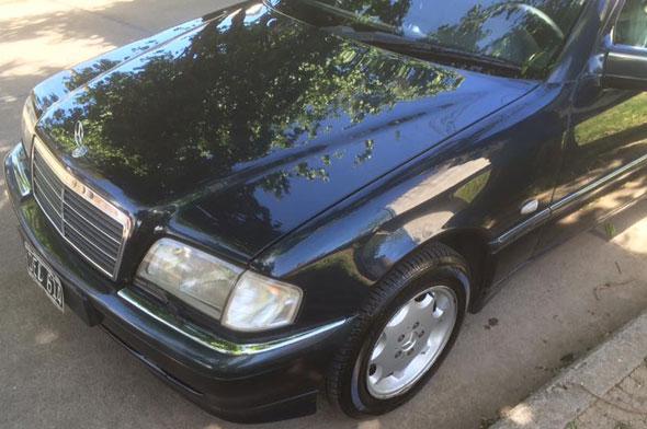 Auto Mercedes Benz C250 TD