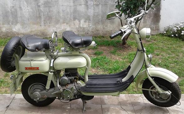 Siambretta Standard Motorcycle
