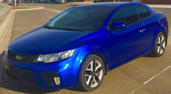 Car Kia Cerato Koup 2.0 ELX 6MT Coupé