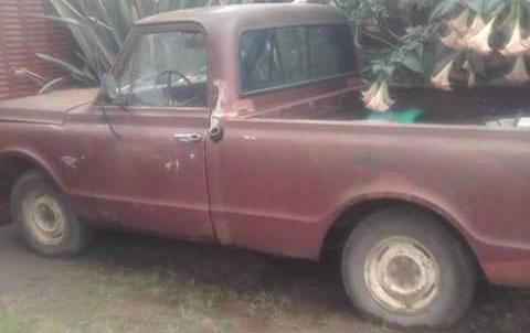 Auto Chevrolet 1970