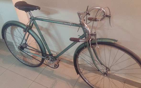 Bicicleta Raleigh Golden Arrow