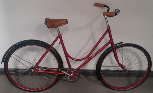 Bicicleta Legnano Dama 26