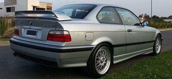 Auto BMW 328i Clubsport