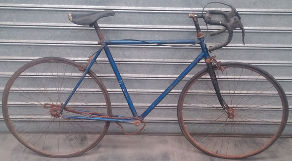 Bicicleta Triumph Sport