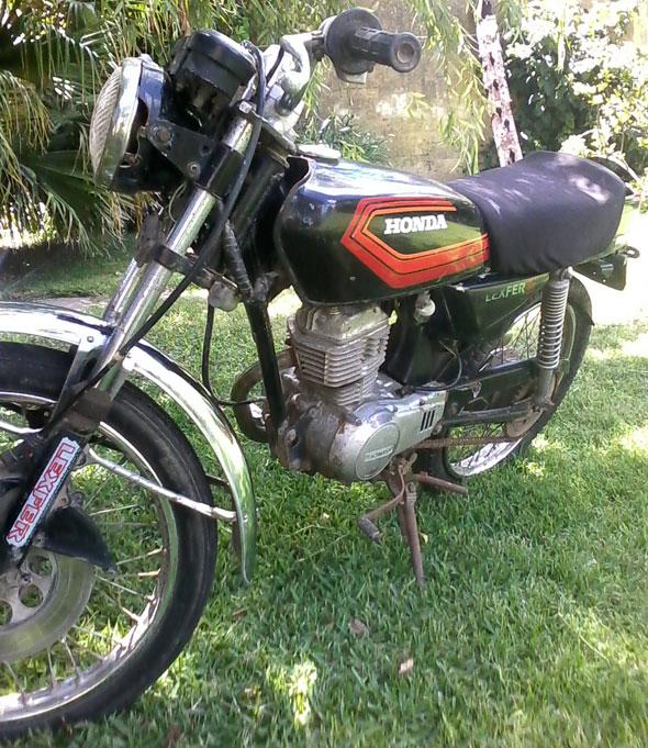 Motorcycle Honda CB 50