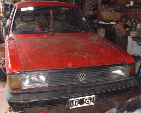 Auto Volkswagen 1500 1985