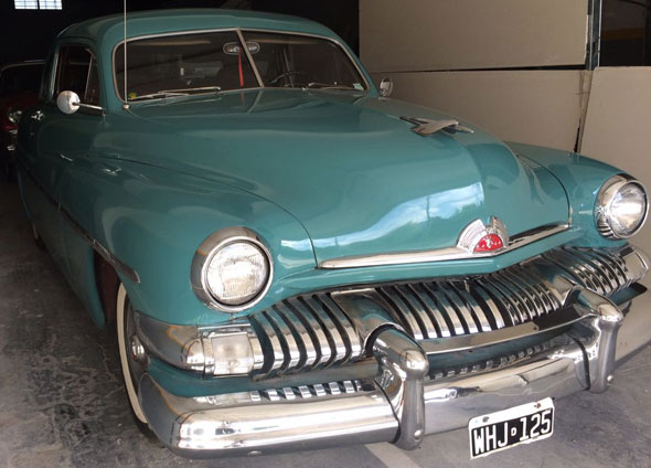 Auto Ford Mercury