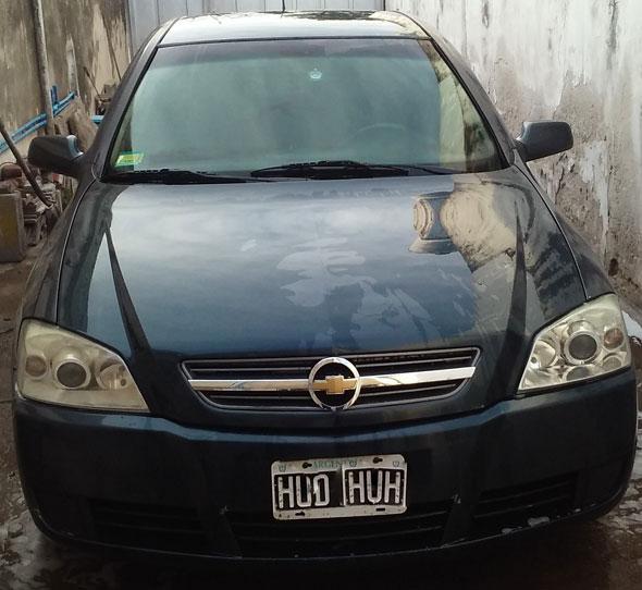 Auto Chevrolet Astra 2009