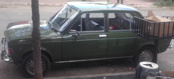 Auto Fiat 128
