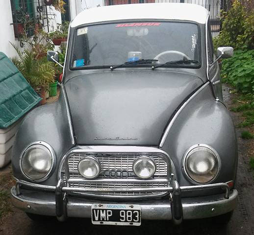 Car DKW Rural