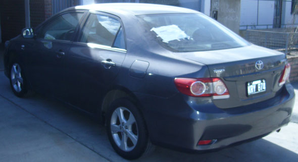 Car Toyota Corolla XEI