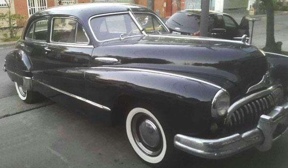 Auto Buick Super Eight 1947